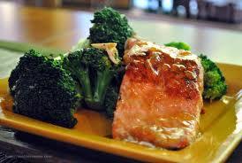 Salmon al Horno Arguiñano