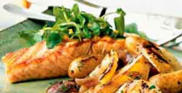 Recetas de salmon a la plancha recetas de salmon for Cocinar una tarde para toda la semana
