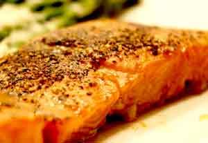 Salm n con lim n y pimienta recetas de salmon al horno - Limpiar horno con limon ...