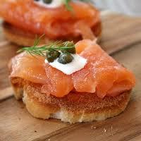 salmon-gravlax